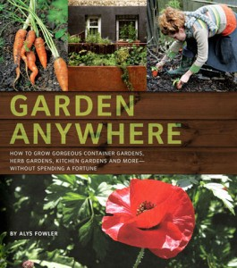 "Fowler, Alys. ""Garden Anywhere"""